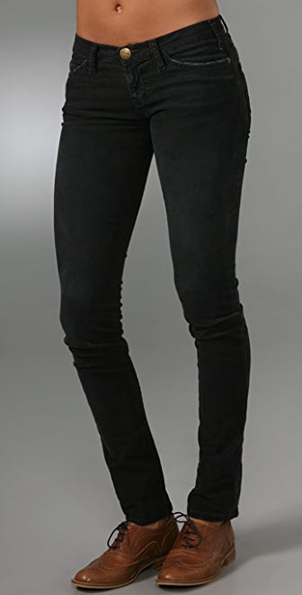 Current/Elliott The Corduroy Skinny Pants