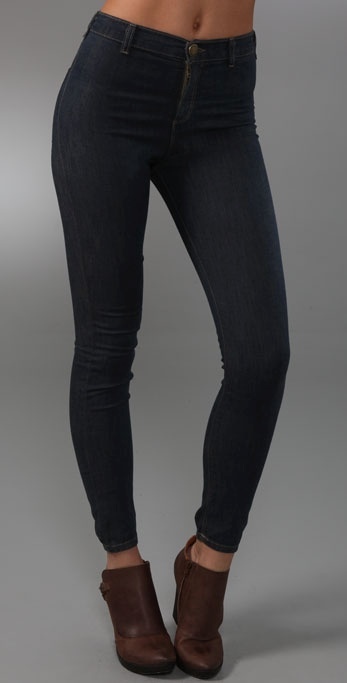 Current/Elliott The Ankle Legging Jeans