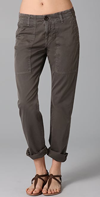 Current/Elliott The Field Army Pant