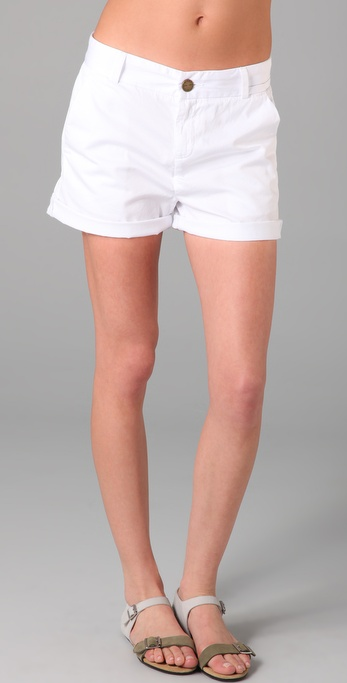 Current/Elliott The Captain Roll Shorts