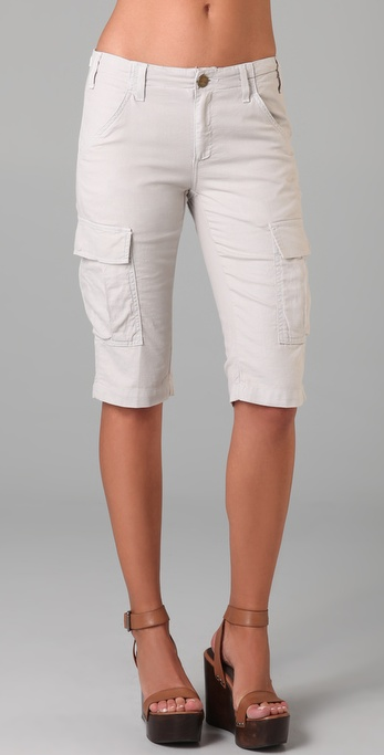 Current/Elliott The Officer Shorts