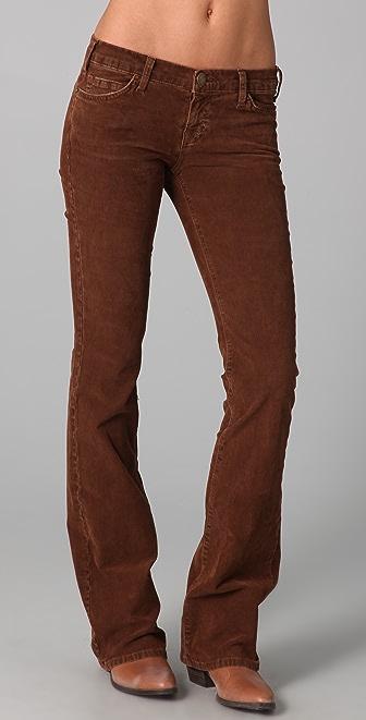 Current/Elliott The Cowboy Corduroy Pants