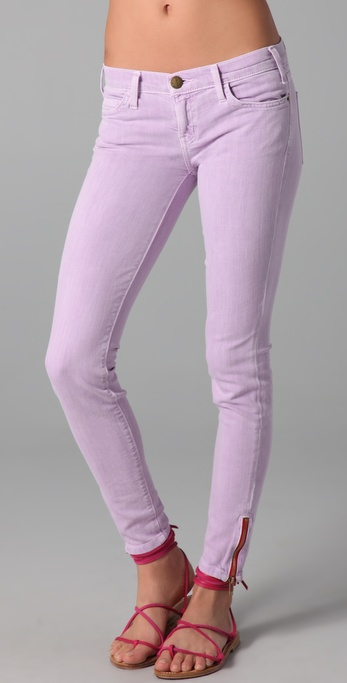 Current/Elliott The Ankle Skinny Jeans