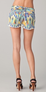Current Elliot Arrow Boyfriend Shorts