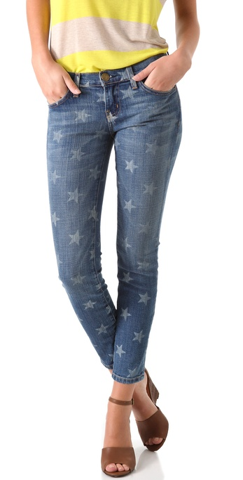 Current/Elliott The Star Stiletto Jeans