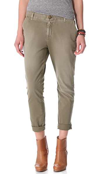 Current/Elliott The Buddy Trouser Pants