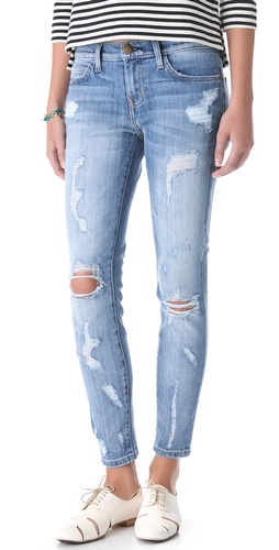 Shop Current/Elliott The Stiletto Jeans and Current/Elliott online - Apparel,Womens,Bottoms,Jeans, online Store