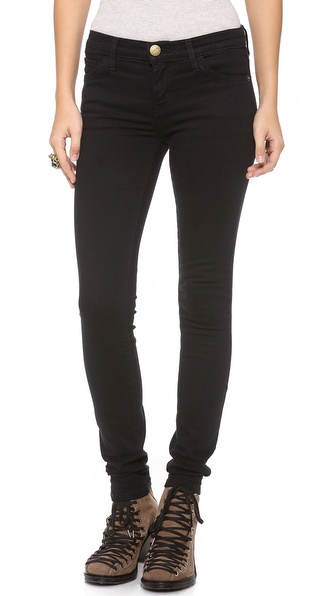 Current/Elliott The Ankle Skinny Twill Pants