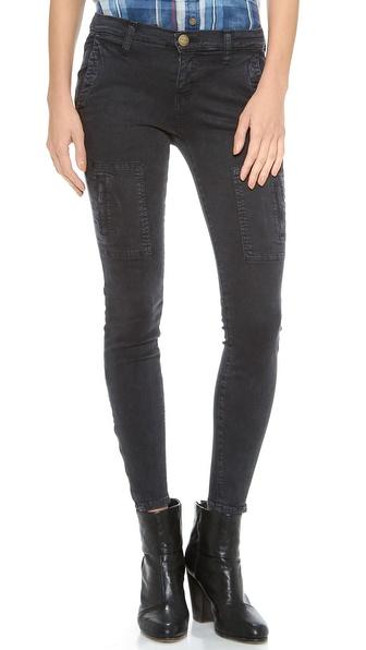 Current/Elliott The Flat Pocket Cargo Jeans