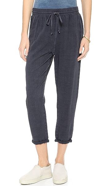 Current/Elliott The Drawstring Lounge Trouser