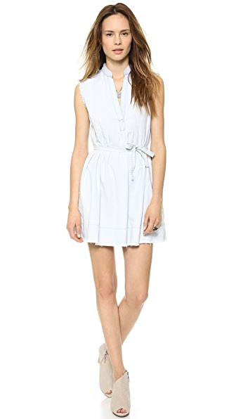 Current/Elliott The Craftsman Smock Dress