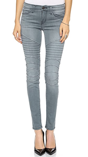 Current/Elliott The Moto Ankle Skinny