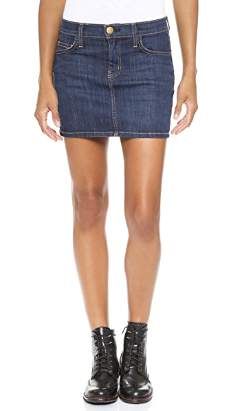 Current/Elliott The 5 Pocket Miniskirt