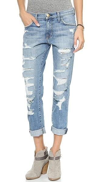 Current/Elliott The Rigid Fling Jeans