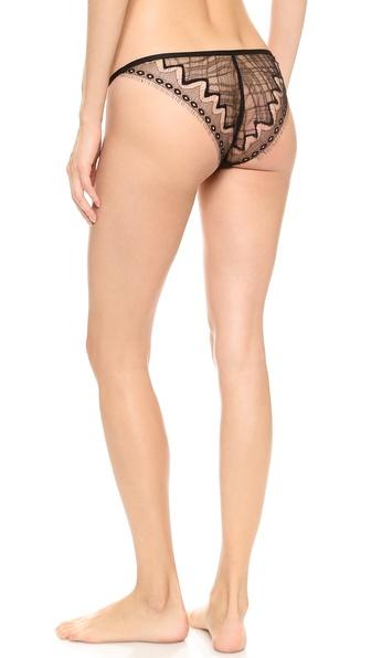 CURRICULUM VITAE Black Widow Bikini Briefs