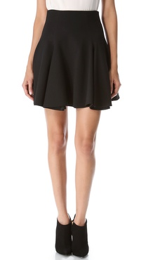 Cushnie et Ochs Pleated Skirt