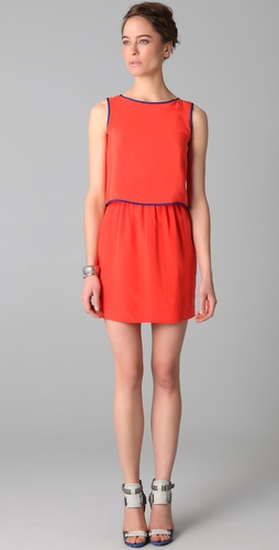 Cut25 by Yigal Azrouel Sleeveless Dress with Draped Back