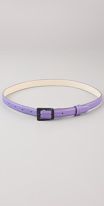 Cut25 by Yigal Azrouel Skinny Belt