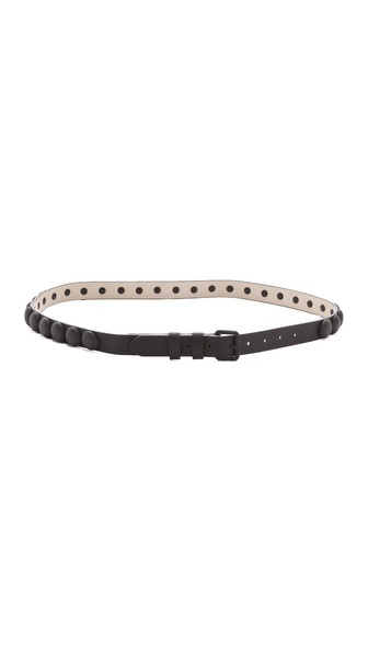 Cut25 by Yigal Azrouel Dome Trim Belt