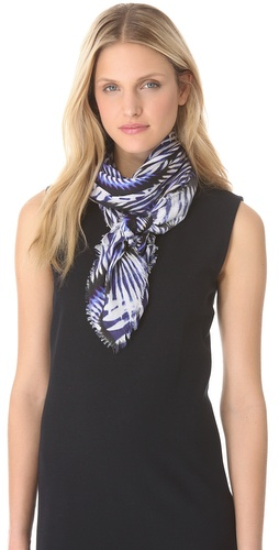 Cut25 by Yigal Azrouel Fanburst Scarf