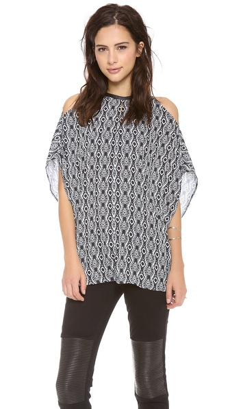 Cut25 by Yigal Azrouel Draped Top