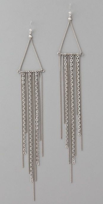 Cornelia Webb Fringed Delicate Earrings