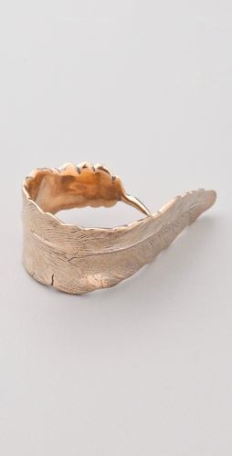 Cornelia Webb Feather Ring