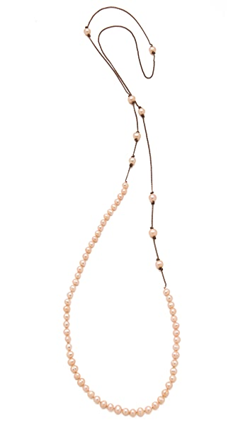 Cornelia Webb Pearled Dropped Necklace