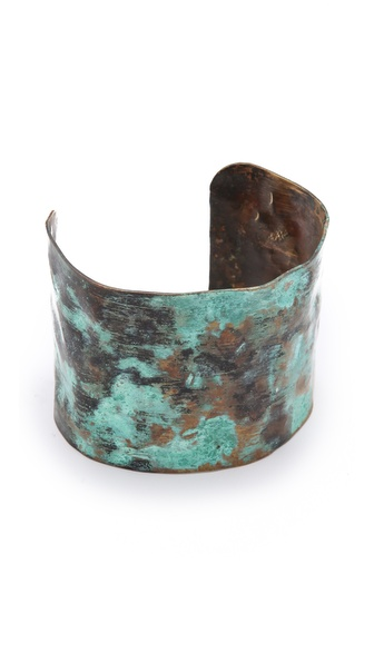 Cornelia Webb Small Oxidized Cuff