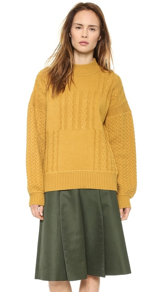 Creatures of the Wind Salm Sweater