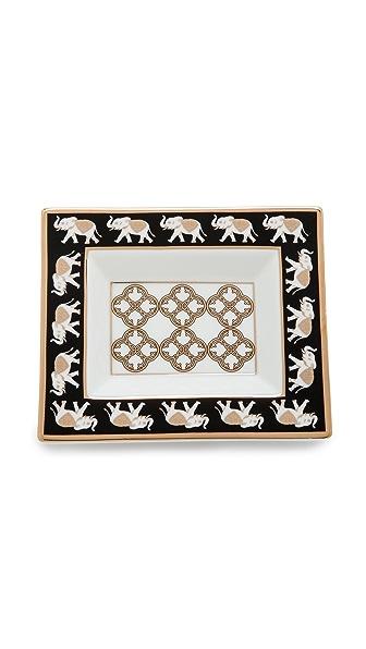 C. Wonder Elephant Parade Rectangle Plate