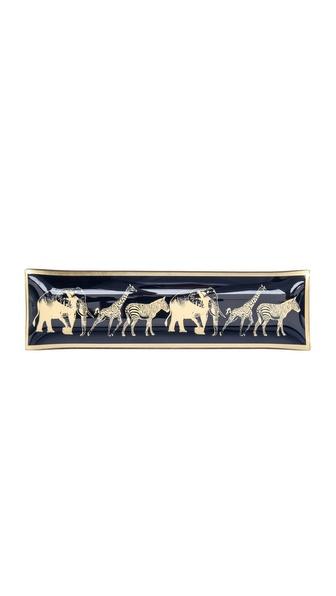C. Wonder Animal Parade Glass Tray