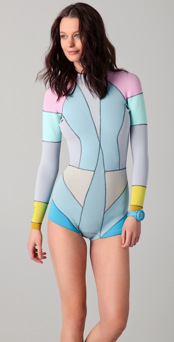 Cynthia Rowley Long Sleeve Wetsuit