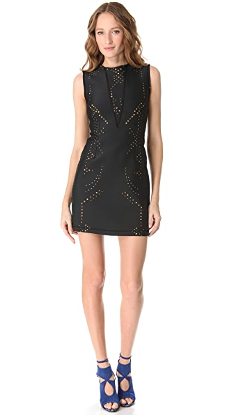 Cynthia Rowley Bonded Shift Dress