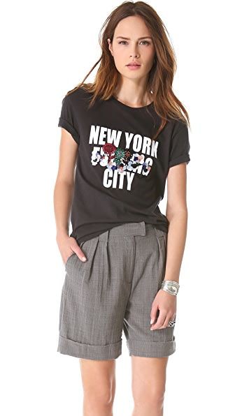 Cynthia Rowley Censored T-Shirt
