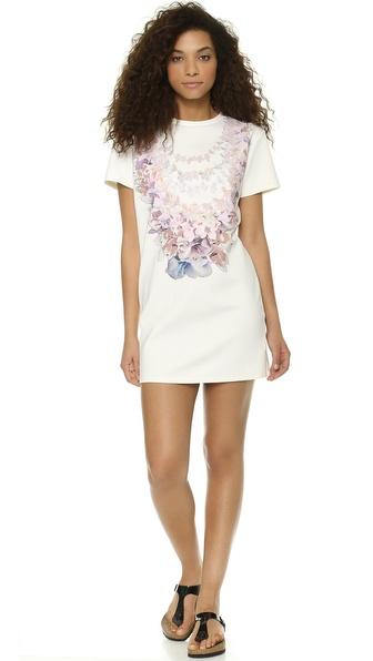Cynthia Rowley T-Shirt Dress