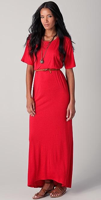 Daftbird Tee Maxi Dress
