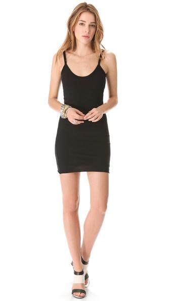 Daftbird Low Back Tank / Dress