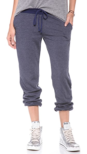 Daftbird Sweatpants with Gathered Waist