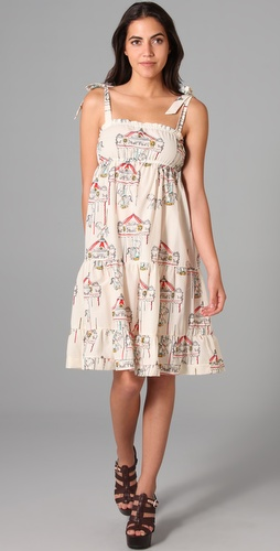 Daughters of the Revolution Sorbet Dress