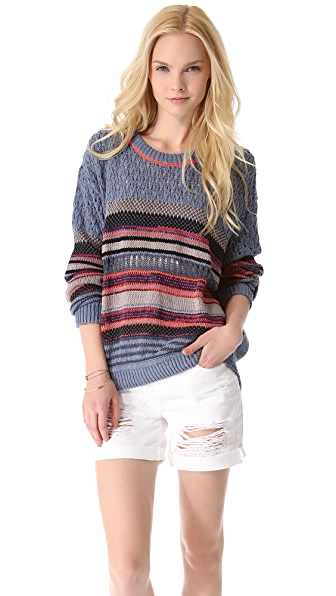 Dagmar Phyllis Loose Fit Sweater