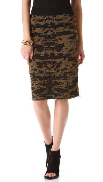 Dagmar Santina Pencil Skirt