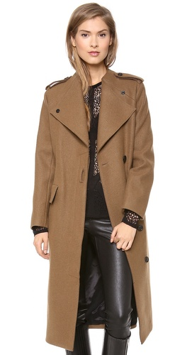 Dagmar Antonia Coat at Shopbop / East Dane