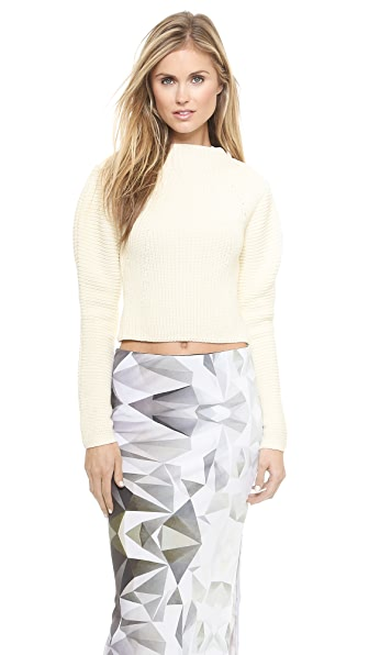 Dagmar Novella Sweater - Off White