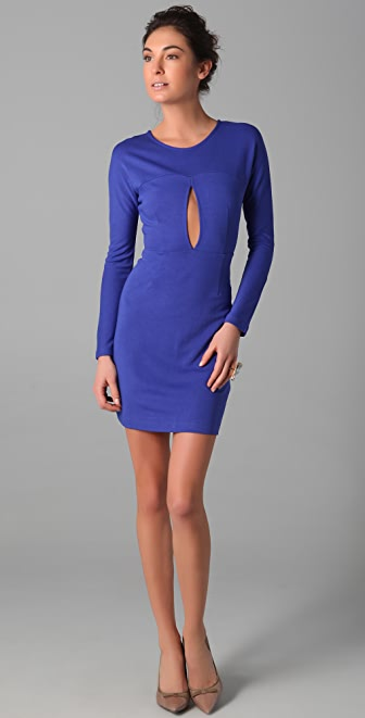 Dallin Chase Jeffrey Cutout Dress