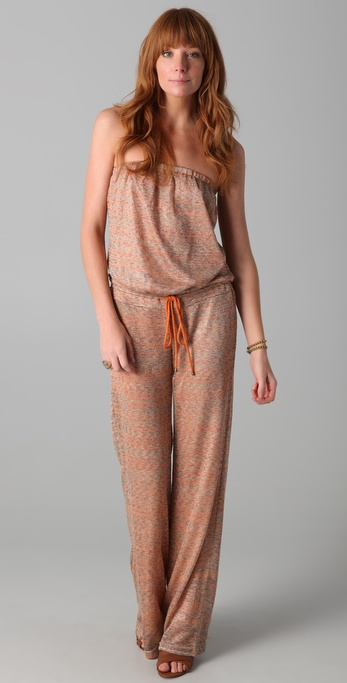 Dallin Chase Felix Knit Jumpsuit