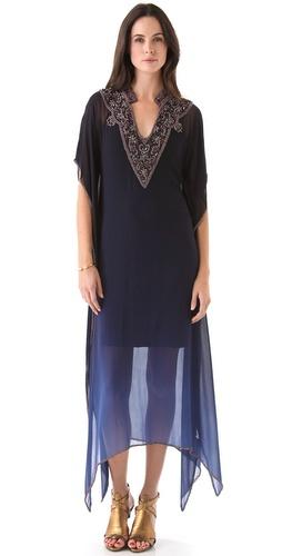 Dallin Chase Trace Caftan Dress