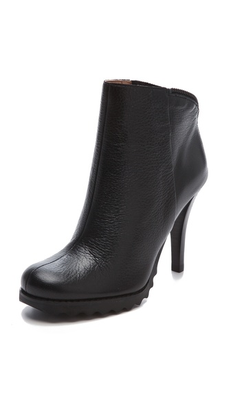 Daniblack Morton High Heel Booties