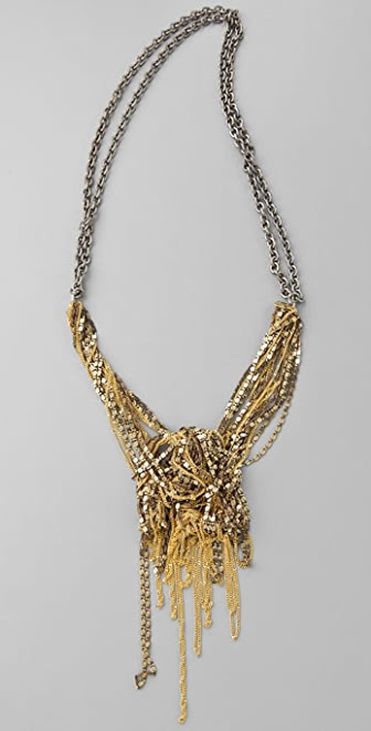 DANNIJO Gia Mixed Necklace