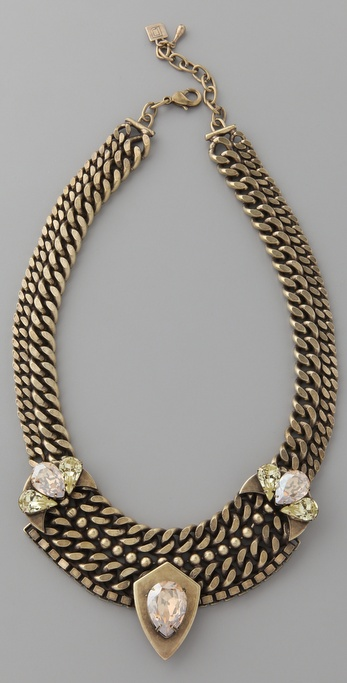 DANNIJO Zeila Necklace